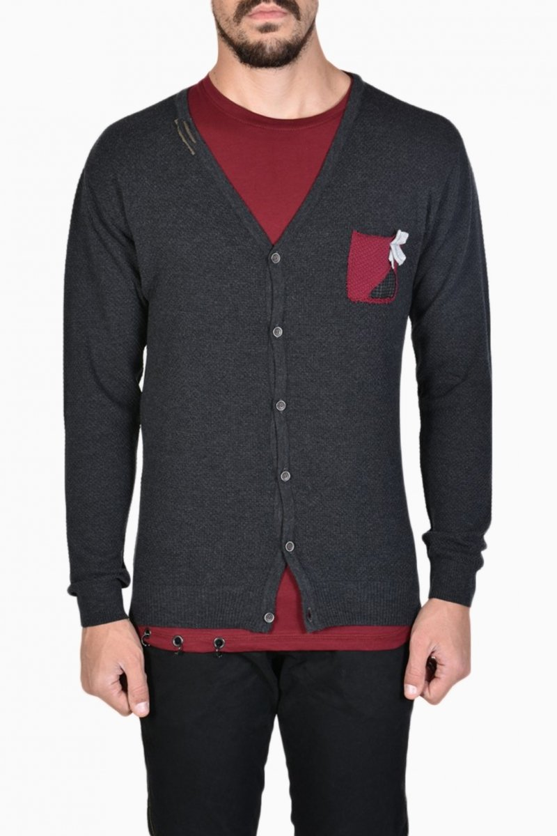 CARDIGAN XAGON MAN
